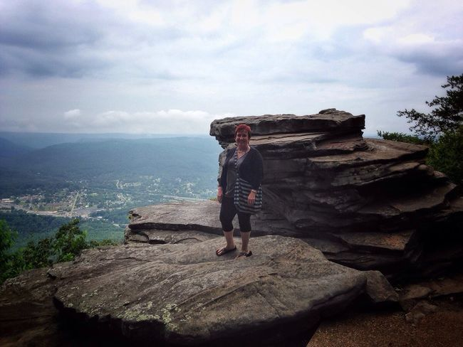 Lookout Mountain Tennessee Birthday Road Trip