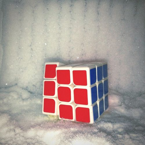 Cube Photography Snow INDONESIA
