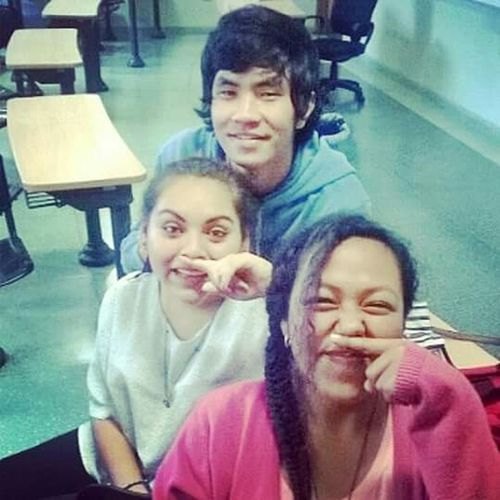 Friendship Nigga Chinese Peruviangirl Last Class Vacations Love ♥ Miss Them Chillin