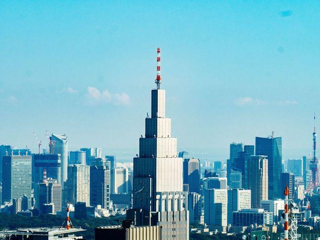 Architecture Built Structure Tall - High Cityscape Tower Sky Urban Skyline City Life Skyscraper Development Tokyo Shinjuku