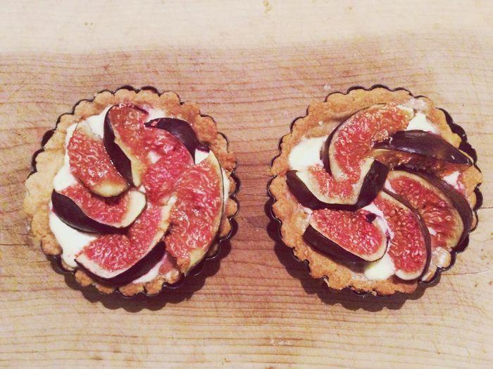 Fig Tarte Feigenkuchen