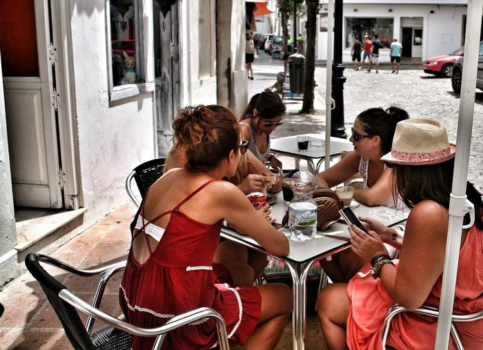 women in red Investing In Quality Of Life Women In Red The Week On EyeEm Andalusia Mix Yourself A Good Time Fashion Stories Press For Progress Stories From The City Summer Exploratorium Adventures In The City The Fashion Photographer - 2018 EyeEm Awards My Best Travel Photo International Women's Day 2019