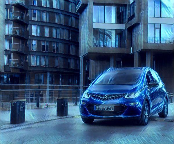 All new Opel Ampera-e live in Oslo🤘🏻🔌 #Ampera-e Ev #Oslo #Norge #Business #Travel