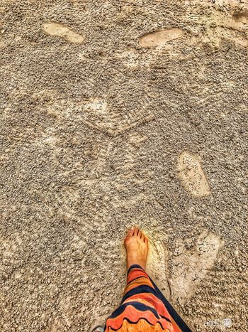 Personal Perspective Barefoot Sand From Where I Stand The Week On EyeEm