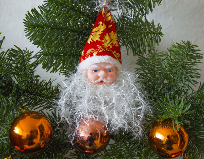 Christmas Christmas Decorations Christmastime Decoration Home Interior Santaclaus
