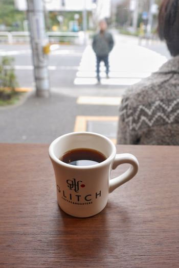 At the window/窓に面したカウンター席 At The Window Coffee Shop Coffee Time Yummy Relaxing Enjoying Life LUMIX DMC-GX7 in Tokyo Japan