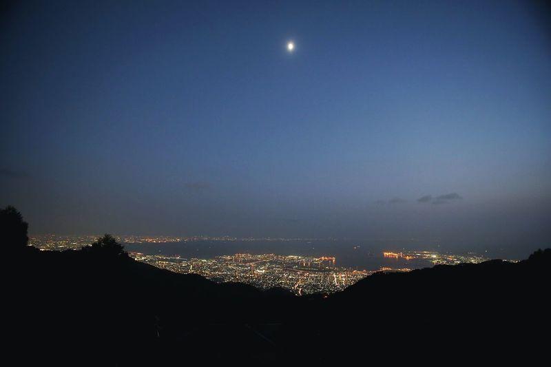 Kobe - Night View