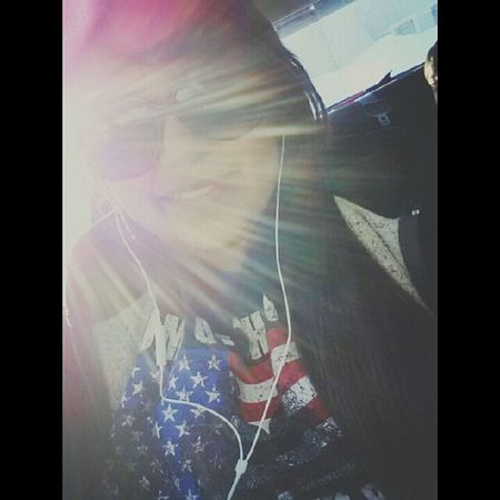 Hello Babes/lovelies ♡♥ Whats up!? · [ Babes Lovelies Sunshine Sun rays longhair sunglasses ]