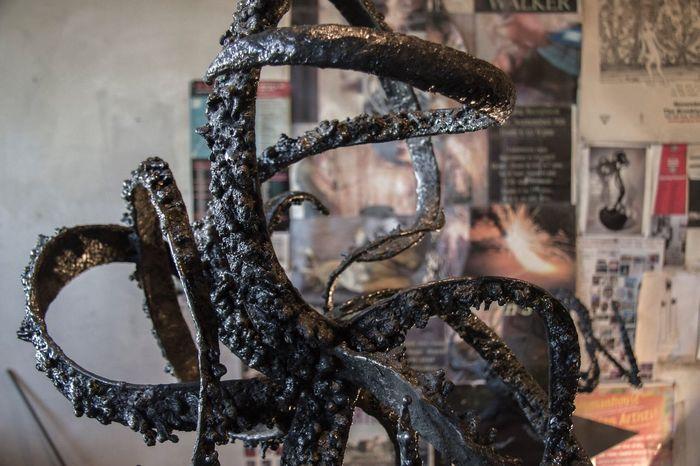 Martha Walker at Brooklyn Art Space. Sculpture Sculptures Studio Art Studio Brooklyn Ny Artistic Art Close-up No People ArtWork
