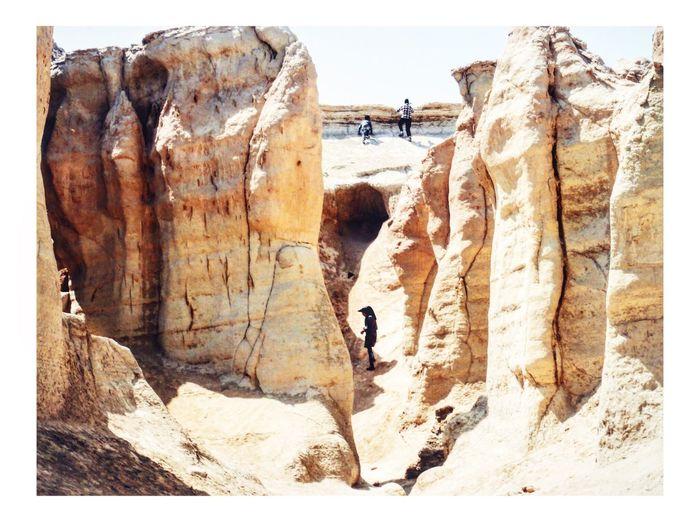 Arrangement Geology Mountain Range Gheshm Island