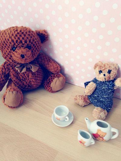 Ayıcık Misafirimvar No People Hello World Coffee - Drink Bear :)