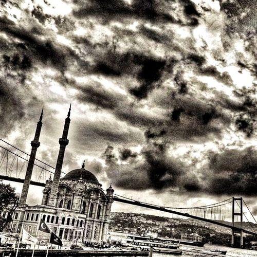 Istanbul Sea And Sky Ortaköy Traveling