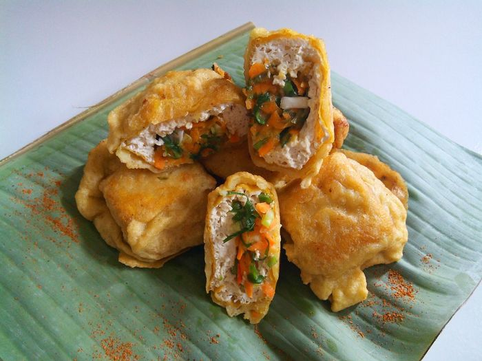 Gehu pedas Ready-to-eat Food Hot Delicious Gehupedas Bandung EyeEmNewHere Paint The Town Yellow
