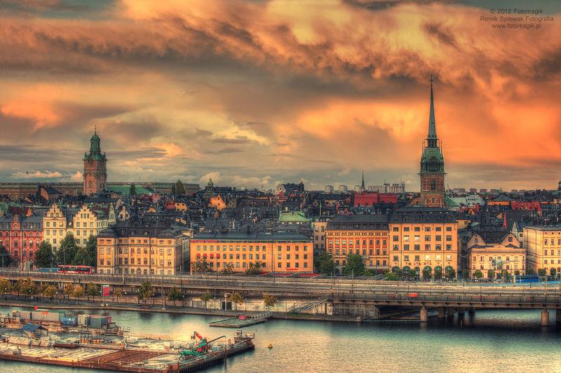 Stockholm - Venice of North ;) In Stockholm Sweden Traveling Stockholm