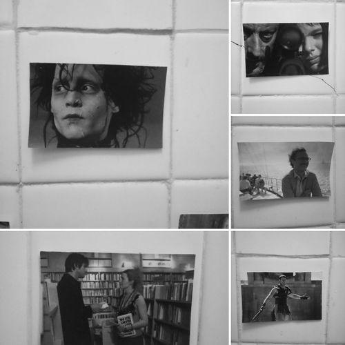 BW. Movies Thebestmovies Blsckandwhite Multiple Image Store Window Window Shopping Retail Display