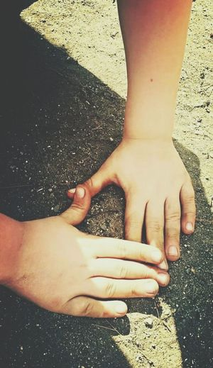 Dirty Dirt Hands Heart Dirtyhands Kids Fun Outdoors Catchingants Ant