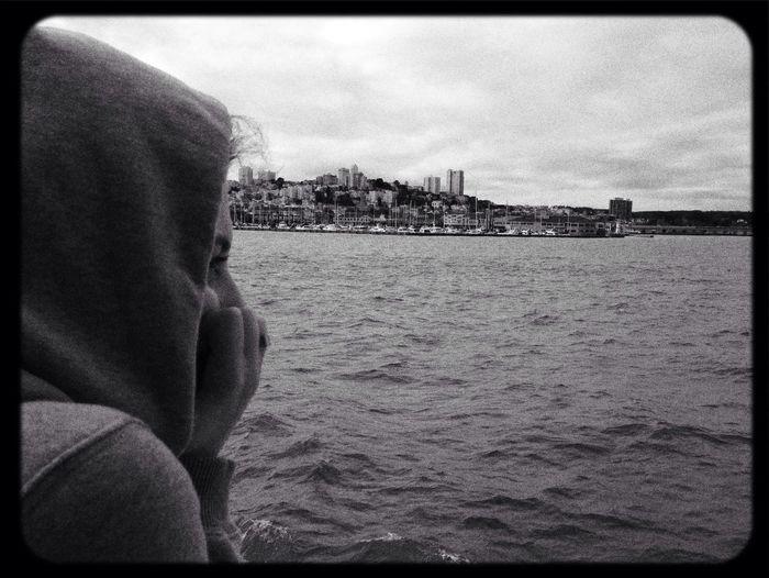 Miradas al horizonte... San Francisco Popckorn