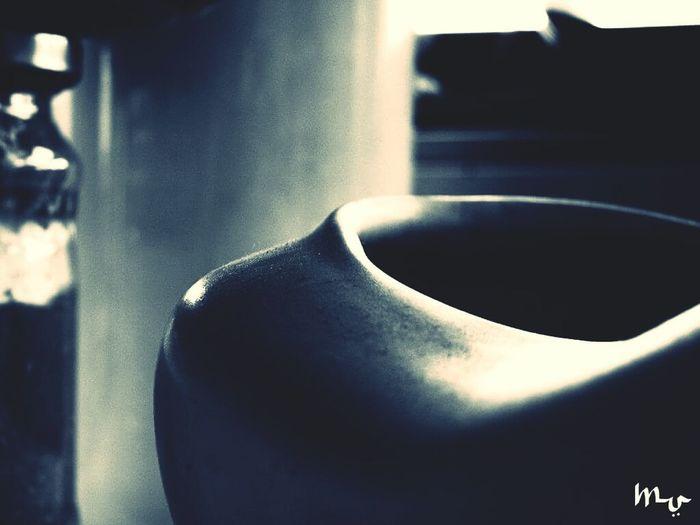 Monochromatic Still Life Stillleben StillLifePhotography Black And White Schwarzweiß Omegatainment Vase Ceramic Vase Ceramics