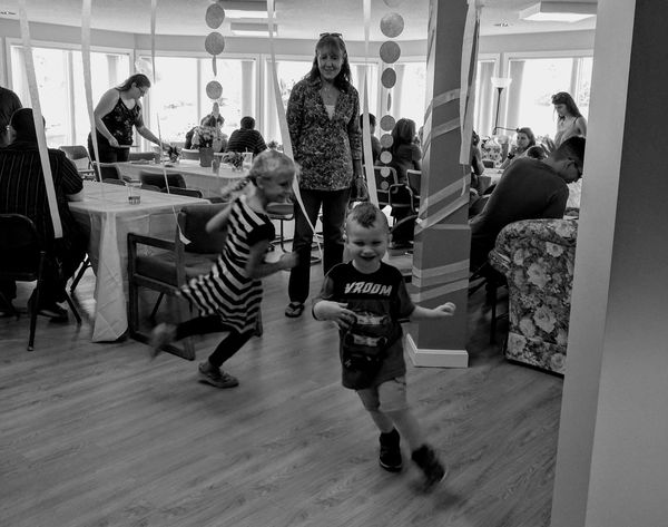 Pure joy Full Length Childhood Child Archival Indoors  Boys People Togetherness Leisure Activity Girls Domestic Life Adult Day Running Around Playingtag Innocenceofachild PureJoy EyeEmNewHere The Week On EyeEm Connected By Travel Second Acts