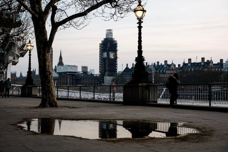 Big Ben Architecture Built Structure Building Exterior City Sky Water Tower Travel Destinations Travel Tall - High Building Tourism River Skyscraper Outdoors Reflection My Best Photo