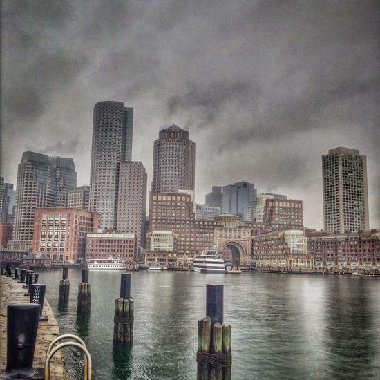 Skyline de Boston. Clouds And Sky Cloudporn EyeEmBestPics