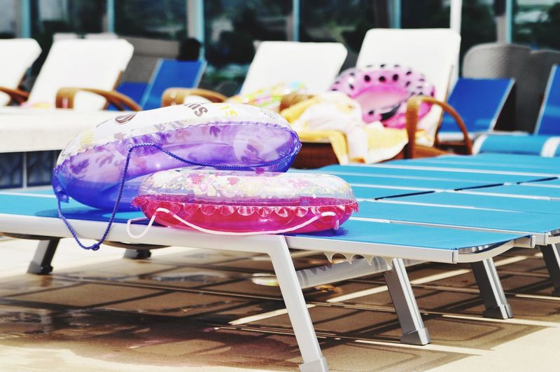 Pool Summer No People Table Chair Retail  Indoors  Close-up Day