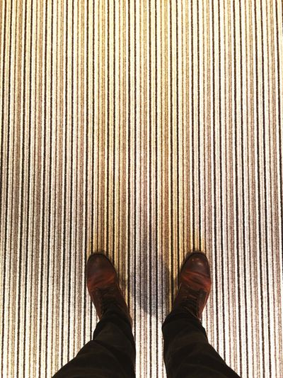 Shoes Boots Carpet Legs POV