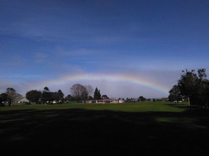 Rainbow Across