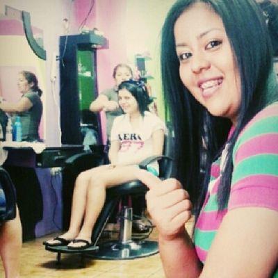 Cabello culminado Lacias Primas Amarte @kimyta_8