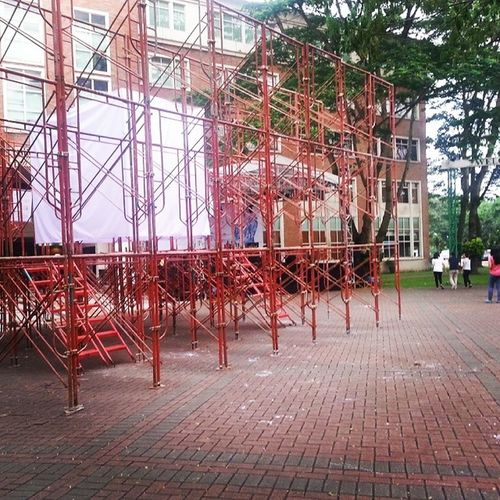 Installation Designexpo2014 Event Architecture design sod space line like schoolofdesign uph uni