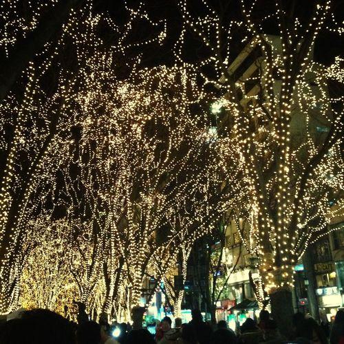 Sendai Christmas