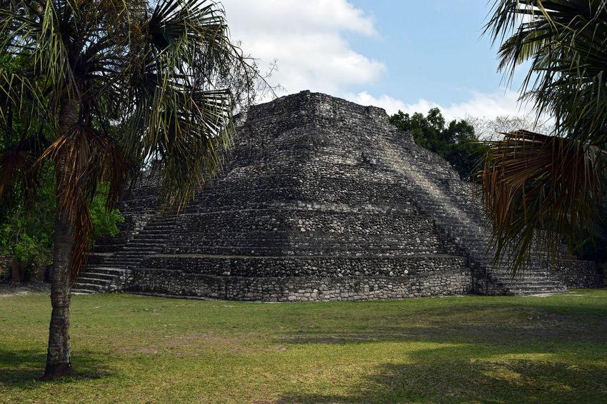 Architecture Architecture Ruins Bacalar Bacalar Lagoon Chacchoben Mayan Ruins Mayan Pyramid Mexico Ruins Jungle Maya