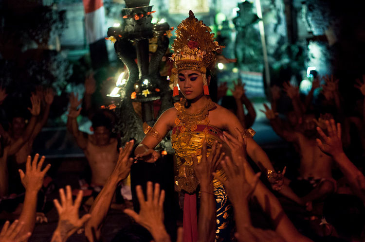 Night Adults Only People Outdoor Holiday Destination Travel Destinations EyeEmNewHere Outdoors INDONESIA Balinese Culture Bali❤️Love Balinese Life Bali Art And Culture Balinese Dancer Balinese Dancing Legong Dance Legong Connected By Travel Grace Beautiful Woman Hands Up Bali Temple Hinduism Hindu Temple Hindu Gods