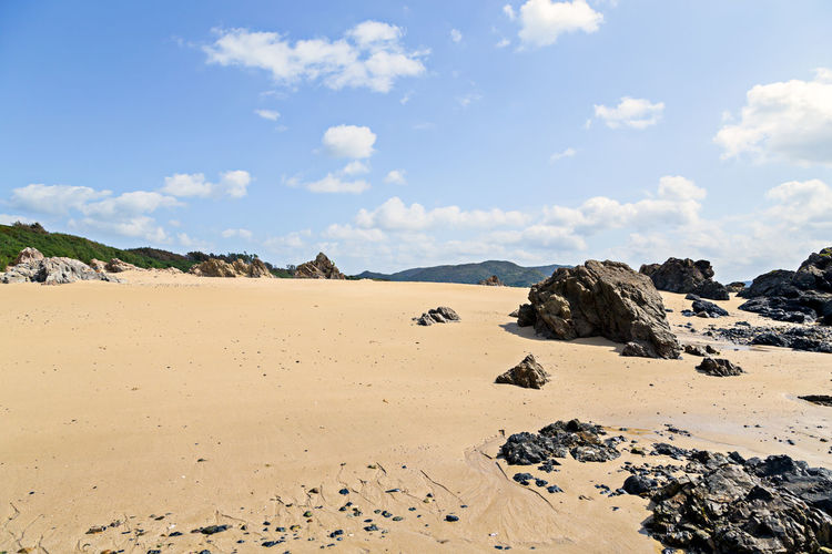 Sand Dune at