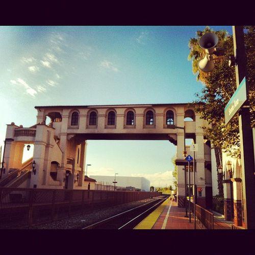 SantaAna OC Train Trainstation igersoc igerssantaana