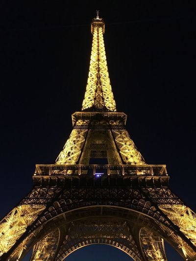 EyeEmNewHere ParisianLifestyle Fujifilm_xseries Fujifilm огниночногогорода огни Ночь франция Париж Eiffel Tower Eiffel Tower Tourism Paris France Architecture Tower Tall - High Built Structure Low Angle View Travel Destinations Tourism Night Illuminated Building Exterior Travel Sky City History Outdoors No People EyeEmNewHere