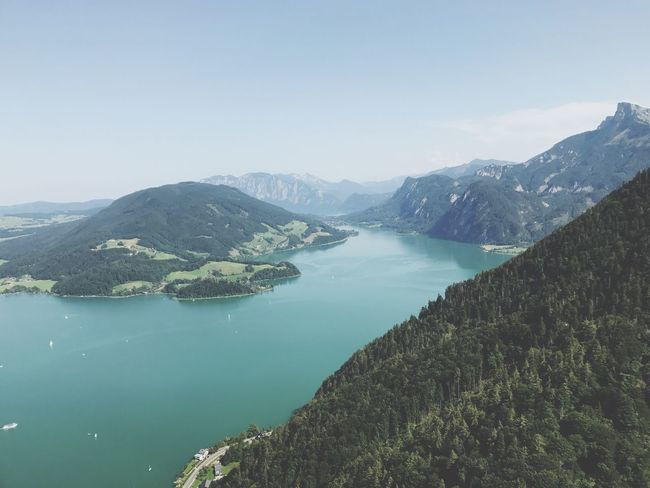 EyeEm Selects Mountain Nature Beauty In Nature Water Tranquil Scene Scenics Tranquility Mountain Range No People Idyllic Day Lake Outdoors Clear Sky Physical Geography Landscape Sky EyeEm Best Shots EyEmNewHere