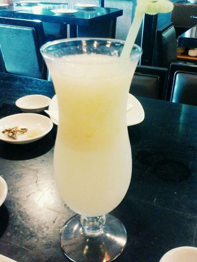 Freshfruit Lychee Fruitshake 😊😊😊 sooo..refreshing!!! ❤ Nutritious VSCO Vscocam VSCOPH ☺