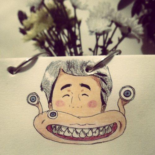 Smile <3 KAWAII ^^ UDA Udamamoru Parasyte Kiseijuu