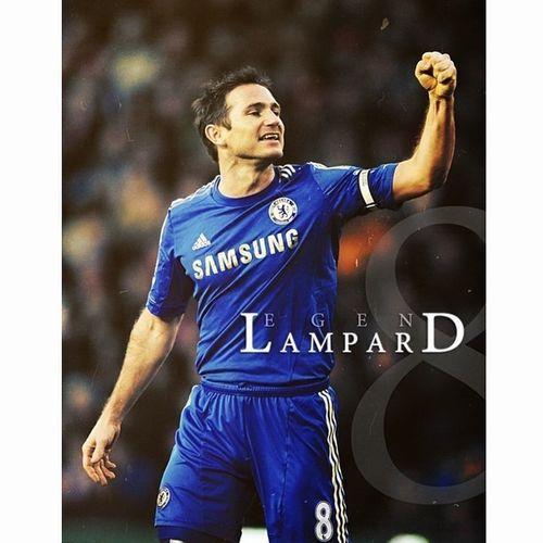 Thanks Legend Lampard Chelseafc