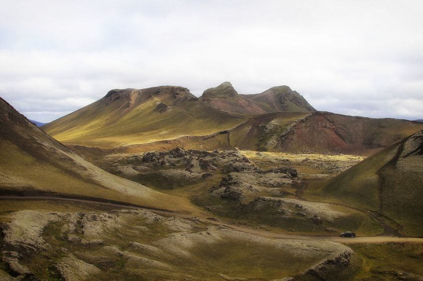 Landmannalaugar, Iceland EyeEm Nature Lover EyeEmNewHere Iceland Landscape_Collection The Week On EyeEm Beauty In Nature Day Eye4photography  Iceland_collection Landmanalaugar Landscape Mountain Nature No People Outdoors Scenics