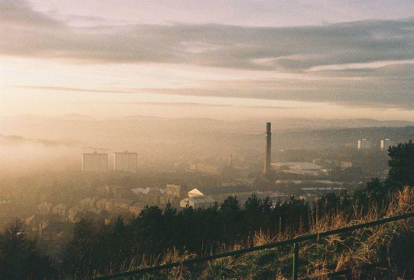 Foggy Dundee Film Filmphotography Pentax Pentaxp30n 200iso Gramthedee Dundee Bonniedundee VisitScotland Scotland BonnieScotland Thephotograbber Cityscape Scottish City Scotland 💕 EyeEm Selects Sunset No People Nature Sky Technology Outdoors Beauty In Nature Day