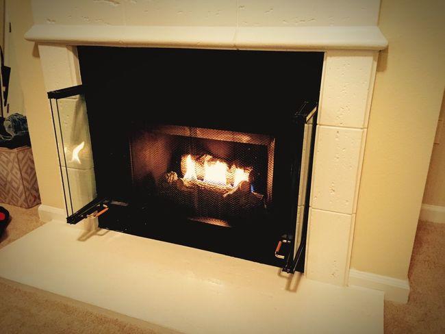 Fireplace. Fireplace Home