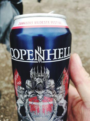 Copenhell Beer