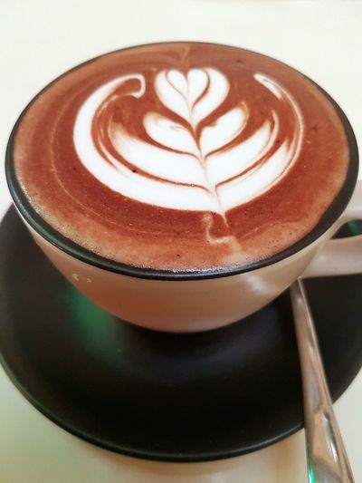 A cup of hot chocolate can always warm the soul Itsmorefuninthephilippineswithnathan