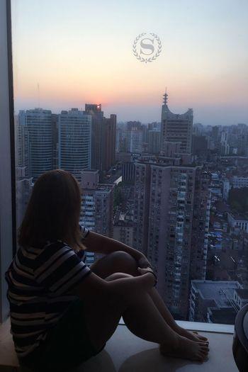 A random shot of myself at Shanghai Sheraton using my IPhone Travel Photography Travelphotography China Hongkou Photographer Urbanexploration