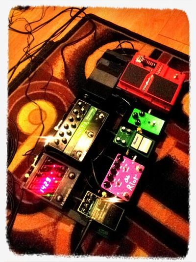 @RullyWorotikan pedalboard || OMNI || Recording Sessio Rock Heavymetal Guitarist Psycho Rock The Producer