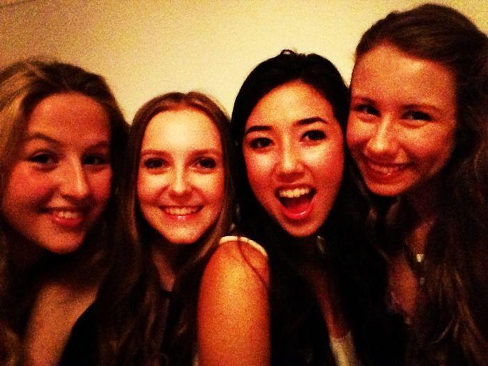my girlies