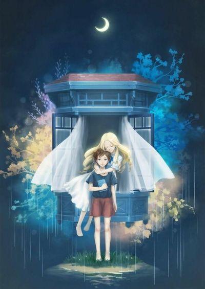 When Marnie Was There Marnie Anna Anime Studio Ghibli Hayao Miyazaki