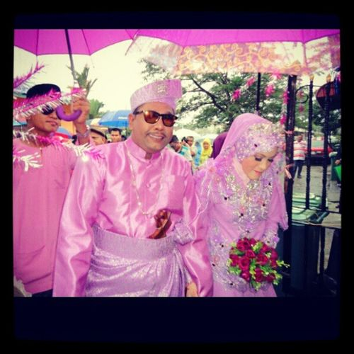 Wedding Cousin Gambang